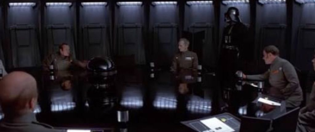 Krennic Death Star Conference Room