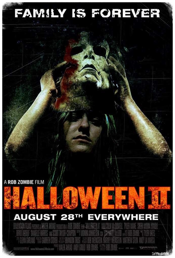 Rob Zombie's Halloween II (2009) | Horror Amino