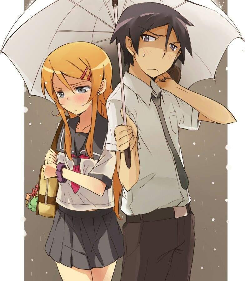 Kirino x kyousuke   Anime Amino
