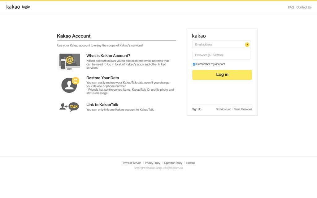 download kakaotalk on my pc