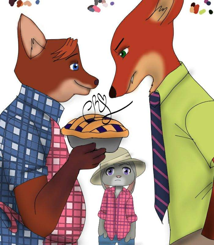 Zootopia Fanfic