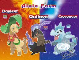 ALOLA FORMS FROM JOHTO IN ULTRA SUN AMD ULTRA MOON?! | Pokémon Amino