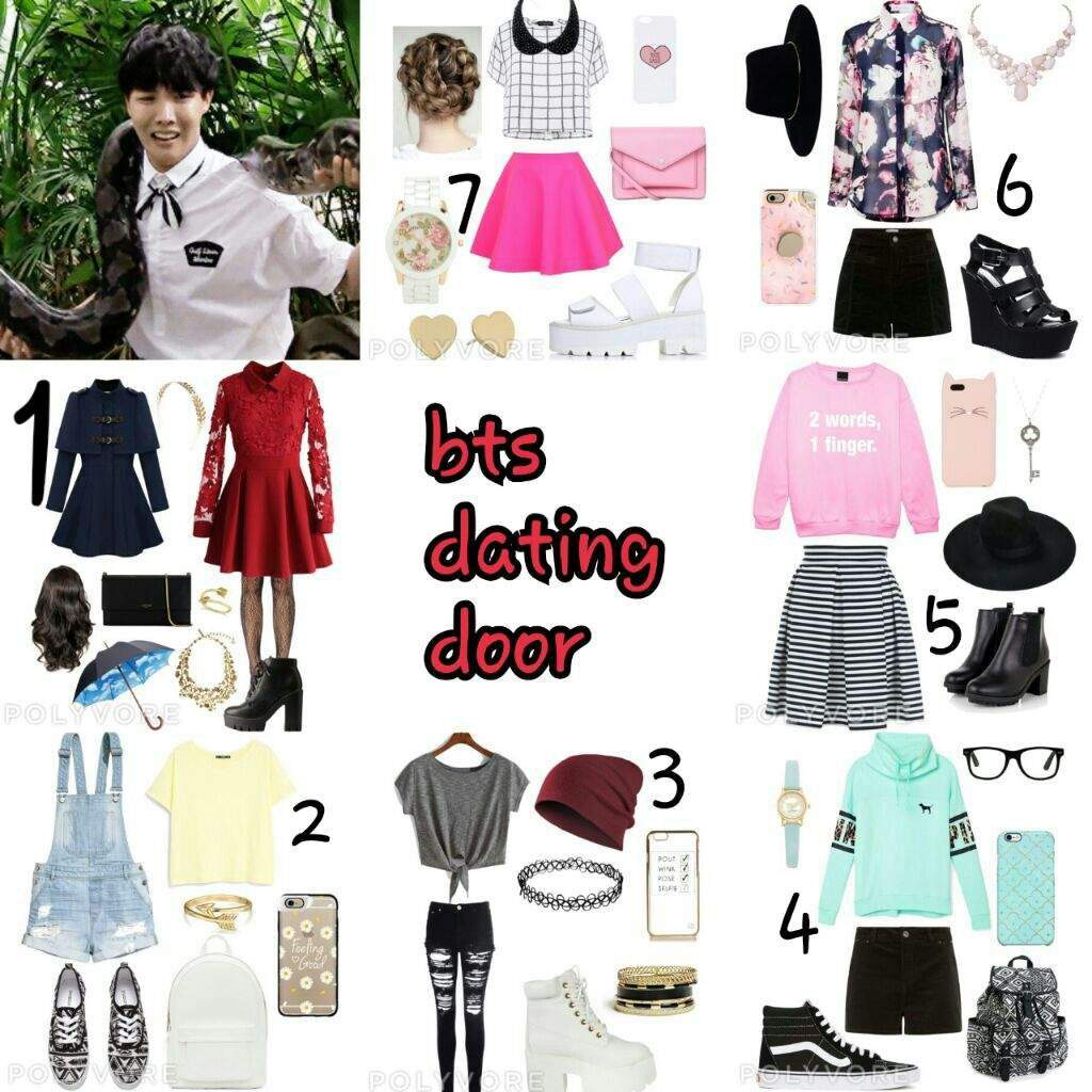 Bts dating game
