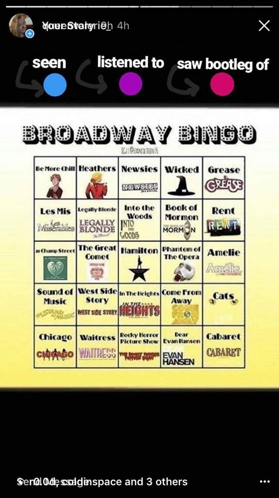 Broadway bingo   Broadway Amino