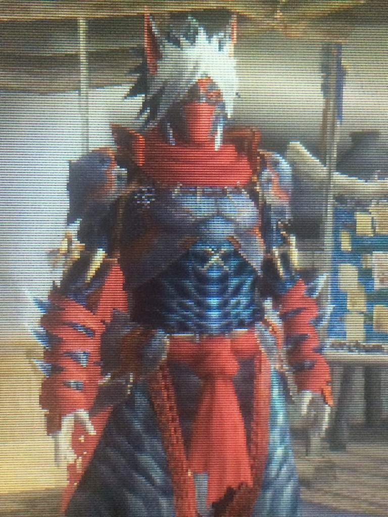Silverwind Armor In Tekken 7 Monster Hunter Amino