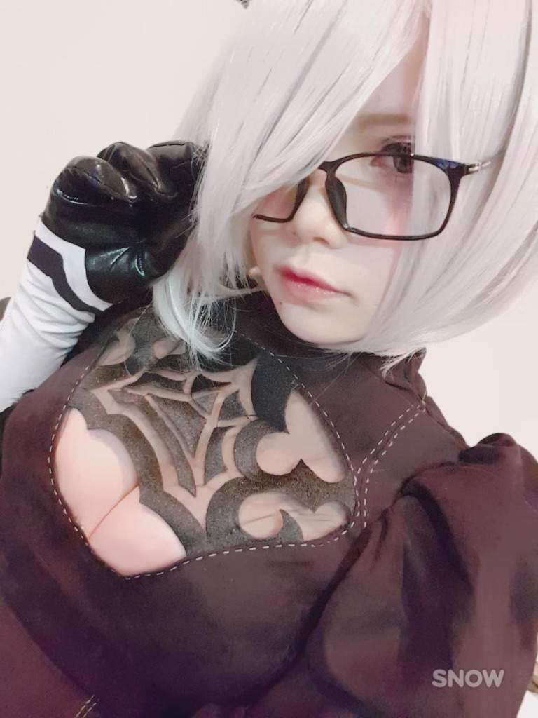 Premise Indicator Words: 2B Cosplay By Miu~