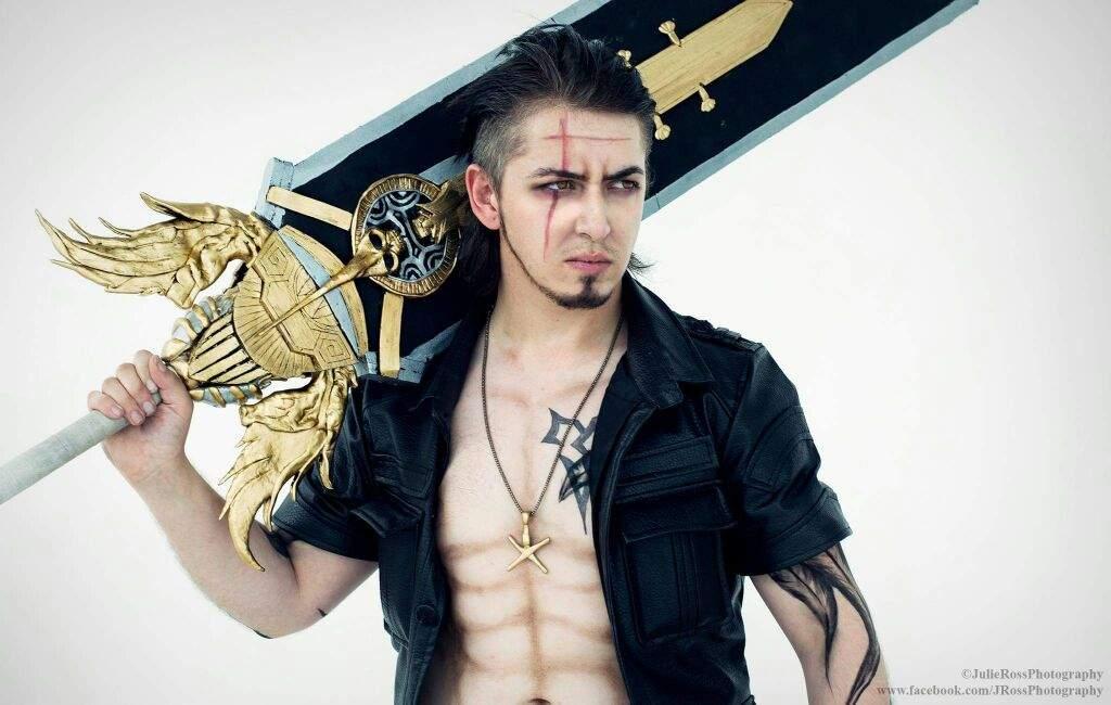 Cosplay Final Fantasi gladiolus final fantasy xv cosplay | cosplay amino