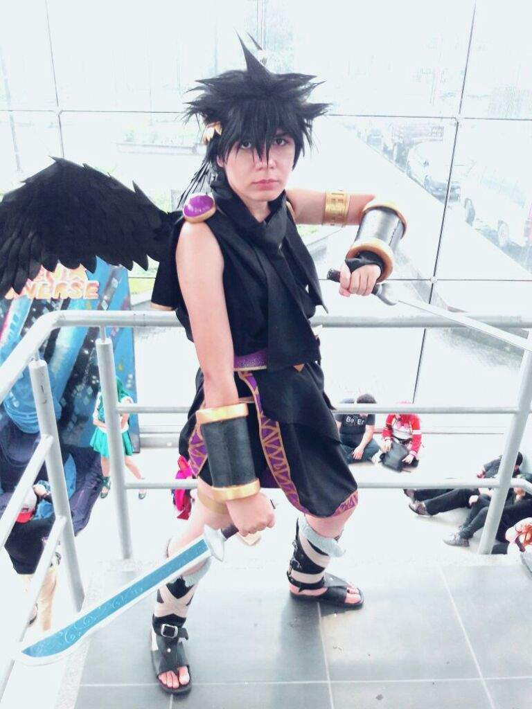 & Kid Icarus Uprising / Dark pit ?? | Cosplay Amino