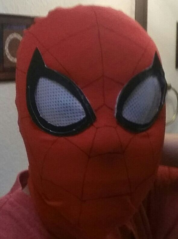 Spiderman Ps4 Comic Mask Cosplay Amino