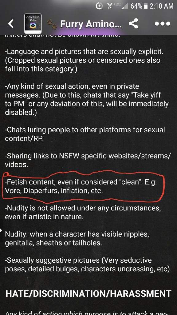 Yiff Rp Chat