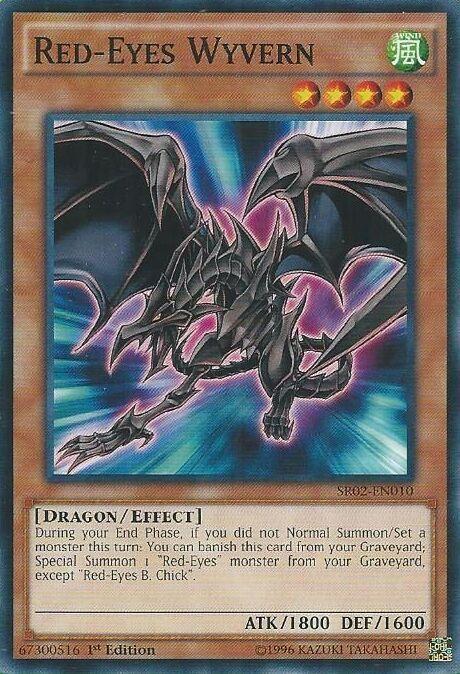 Red-Eyes Wyvern | Wiki | Yu-Gi-Oh! Duel Links! Amino