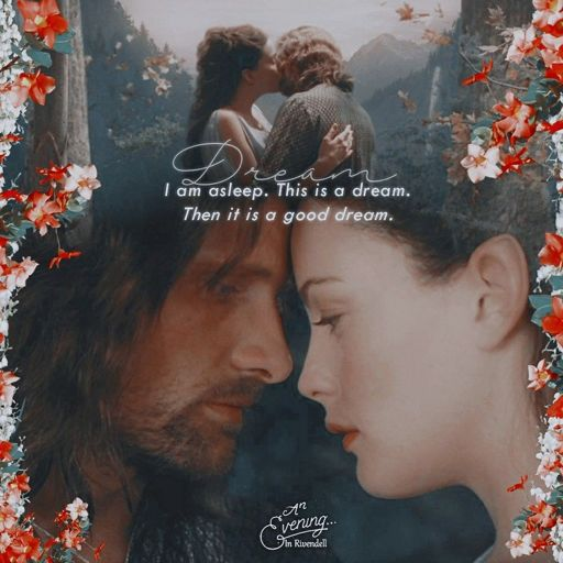 Arwen elrond quotes