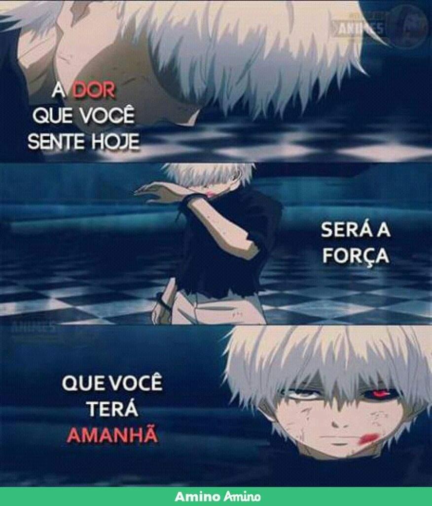 Frases Motivacionais De Tokyo Ghoul Tokyo Ghoul Brasil Amino