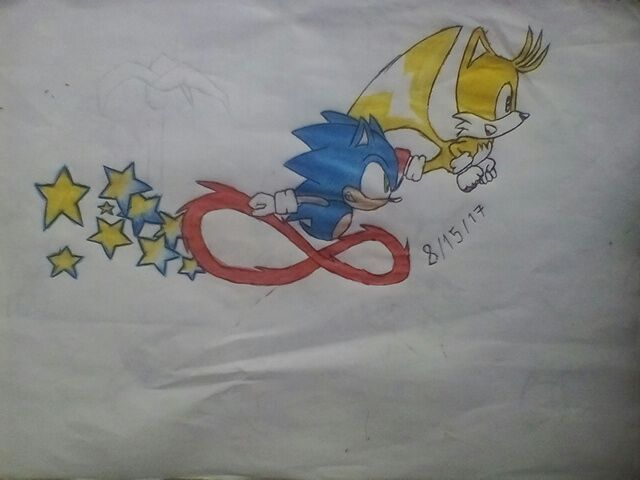 Sonic manía dibujo | Sonic the Hedgehog Español Amino