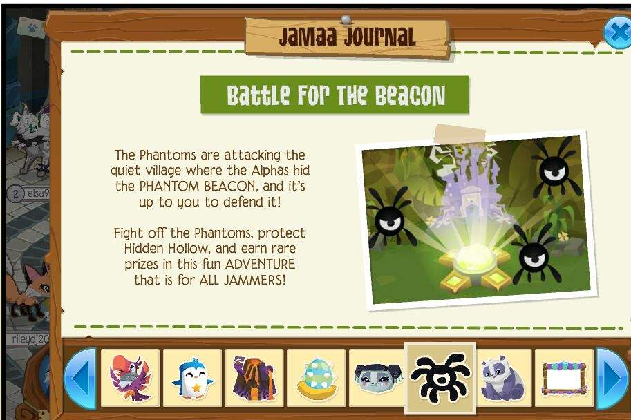 Animal jam battle for the beacon prizes