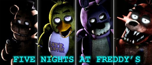 Image: Five Nights At Freddy's Wallpaper by ShadowNinja976 | Five nights .