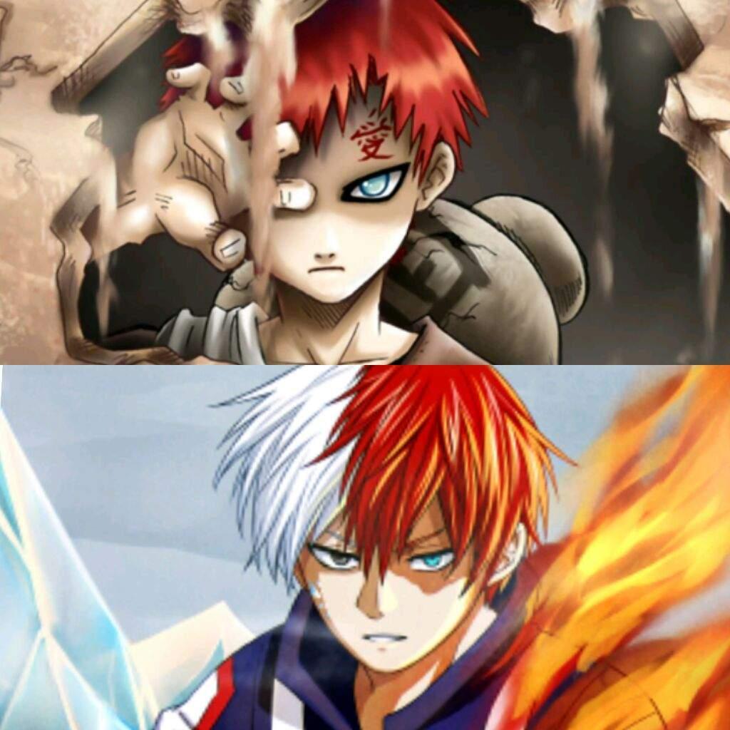 My Hero Academia Quiz: Who Would Win? Naruto: Shippuden Vs My Hero Academia