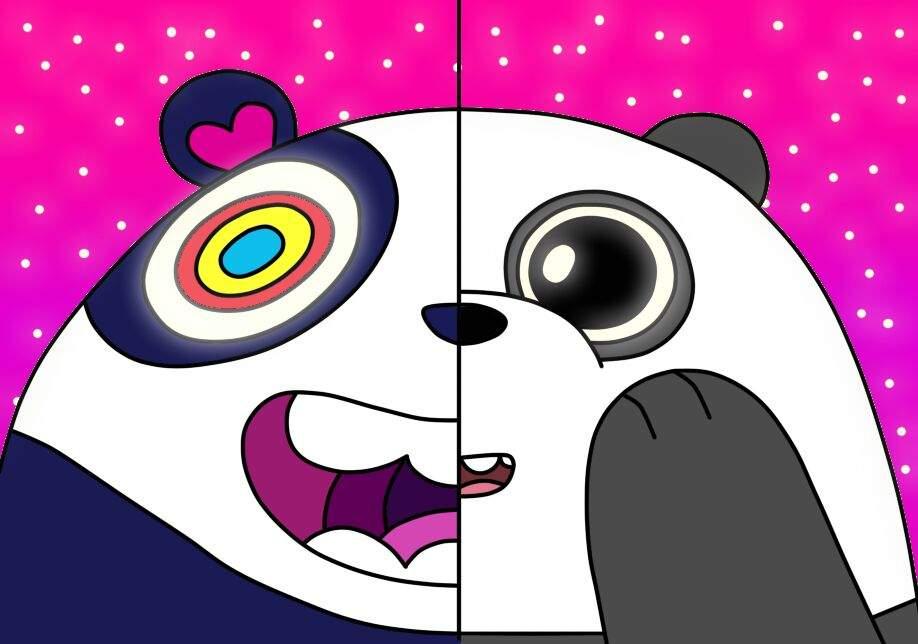 Quien Es Mas Kawaii Alegro O Panda Cartoon Amino Español Amino