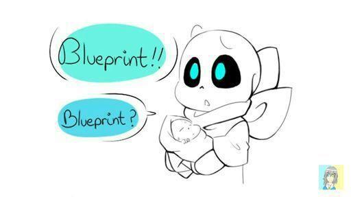 Blueprint sans wiki undertale espaol amino padres de blueprint malvernweather Images