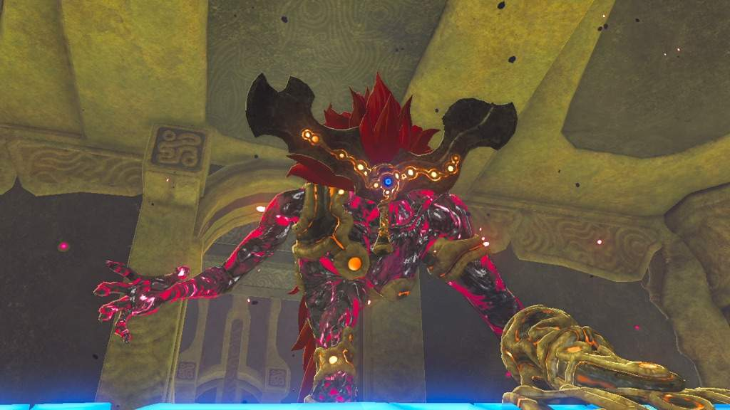Breath Of The Wild Bosses >> Top 5 Hardest Breath Of The Wild Bosses My Opinion Zelda Amino