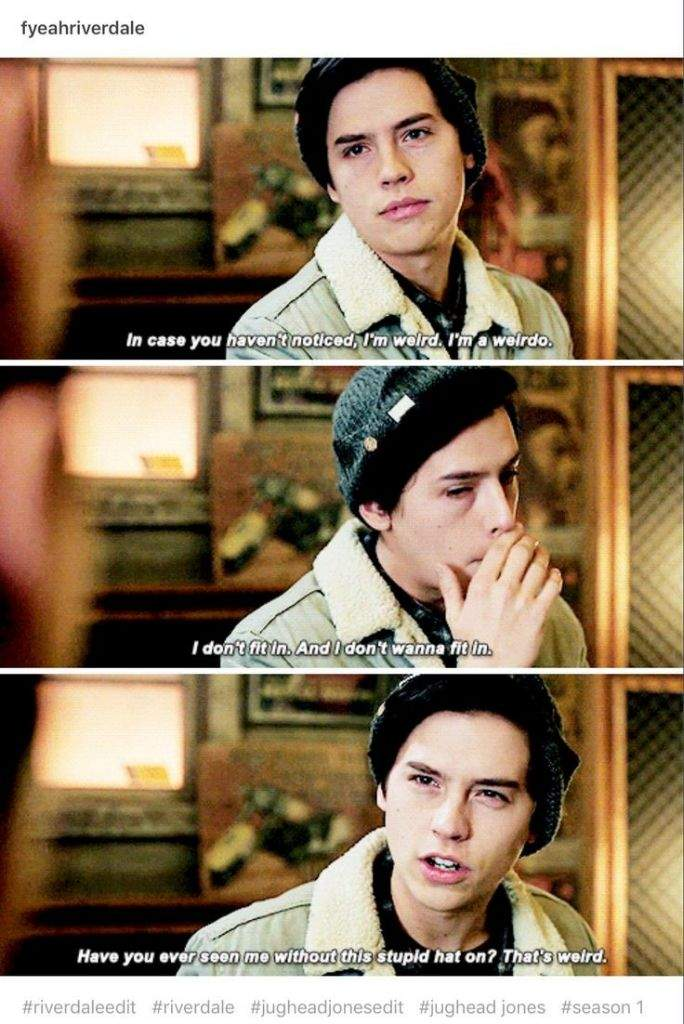 Blue Amp Gold Riverdale Quotes Riverdale Amino