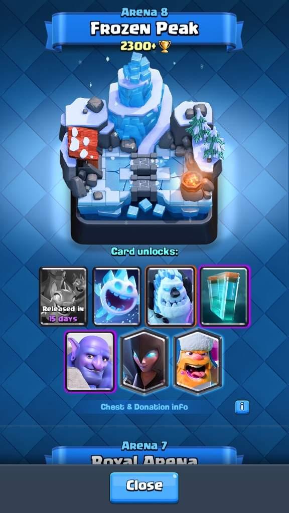 Картинки по запросу new cards on 7 arena