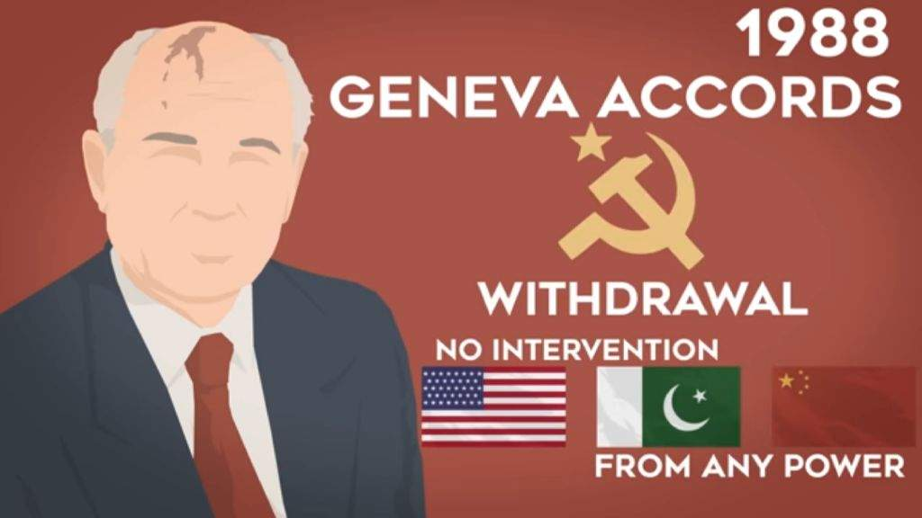 Image result for geneva accords afghanistan