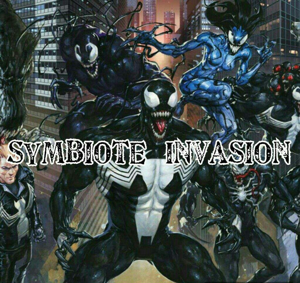 Symbiote Invasion Part 1: Spider-Man (Earth 1218) | Comic Fanfiction