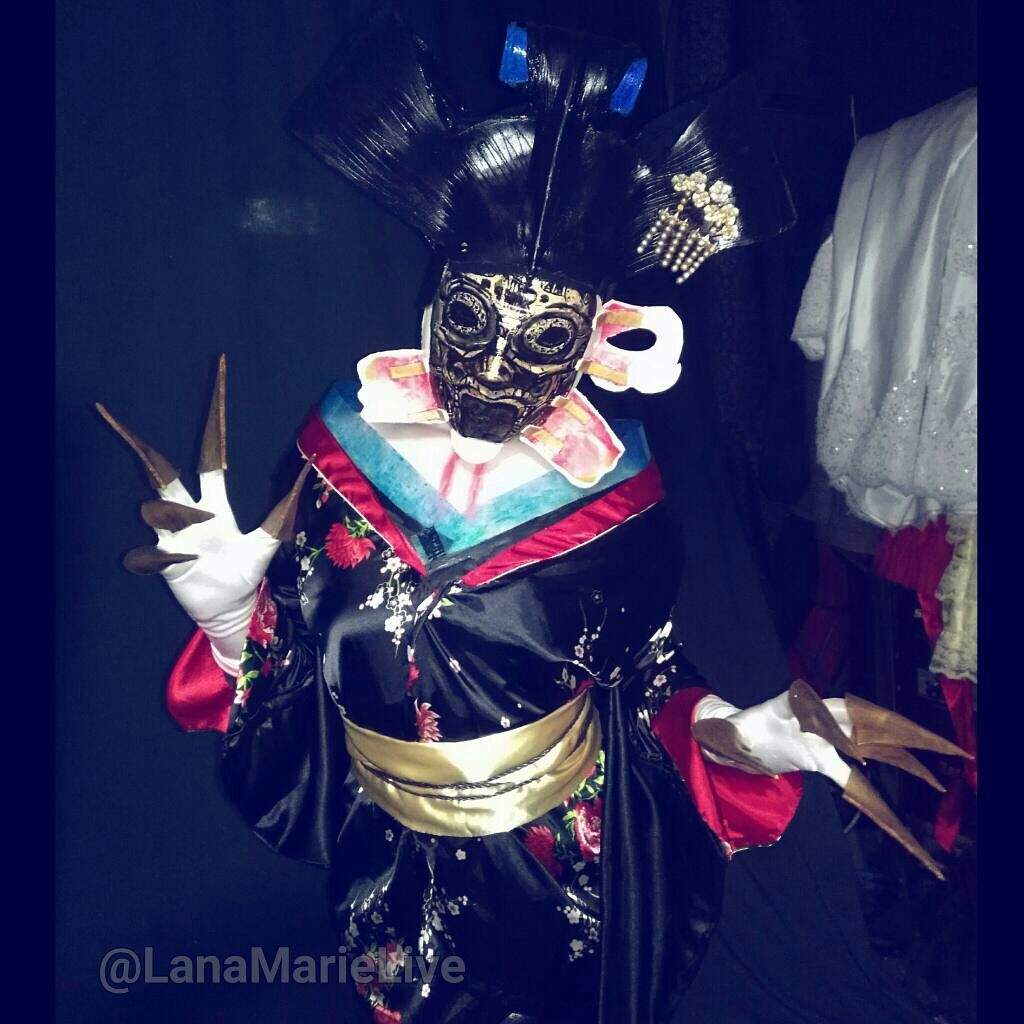 Robot Geisha Ghost In The Shell Wiki Cosplay Amino
