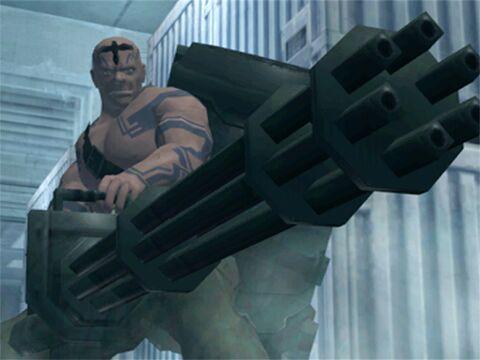 vulcan raven | Wiki | Fãs de Metal Gear Amino