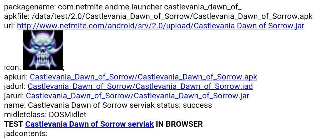 Jogos JAVA em Android | Castlevania Amino Oficial Amino