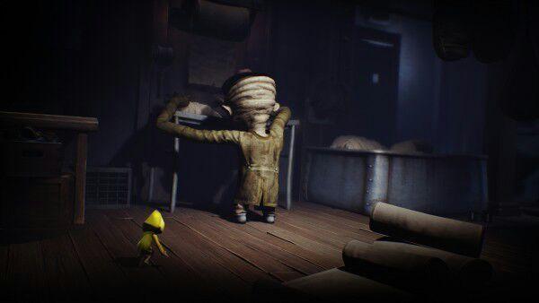 129ce83069c515daf5e5d94687f00ae458ce083a hq - أفضل ألعاب الرعب ثنائي الأبعاد على Little Nightmares - PS4
