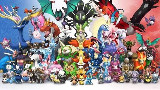pokemon series xyz