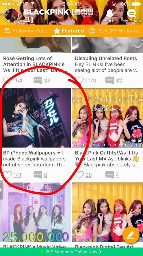 Blackpink Blink Wallpaper Hd