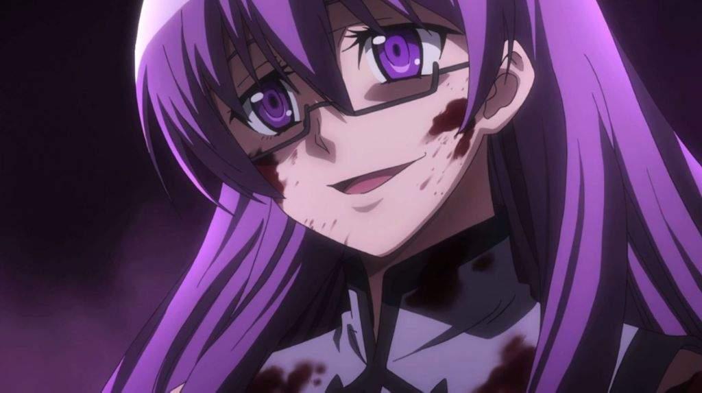 Картинки из аниме убийца акамы