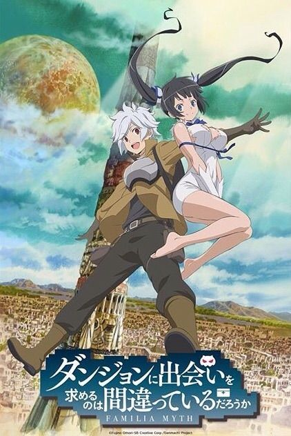 Danmachi - Familia Myth // Dungeon ni Deai o Motomeru no wa Machigatteiru Darō ka Ae233d91a20751708ac6d95d71538fdcf4af47ac_hq