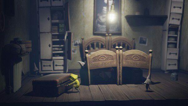 e06848a5db1cf84b83c60355c1fd2bfcc95d083b hq - أفضل ألعاب الرعب ثنائي الأبعاد على Little Nightmares - PS4