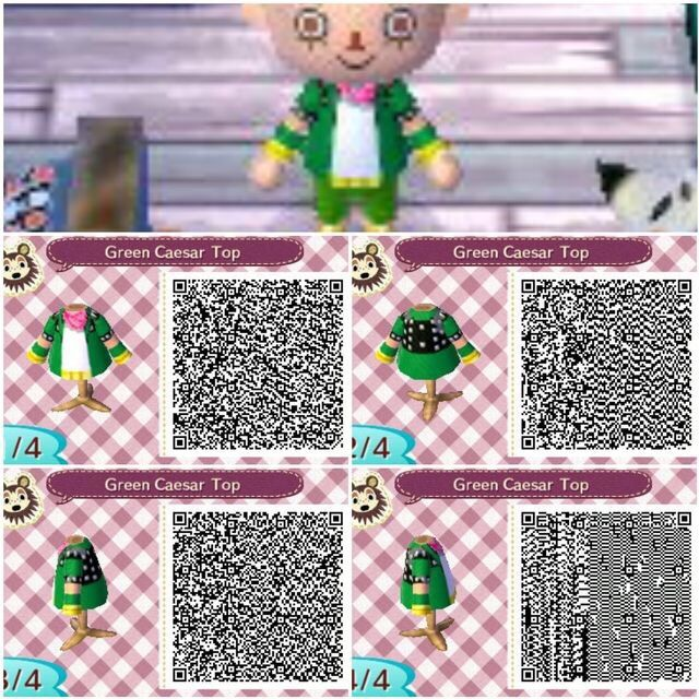 Jojo S Bizarre Adventure Caesar Zeppeli Shirt Qr Animal Crossing