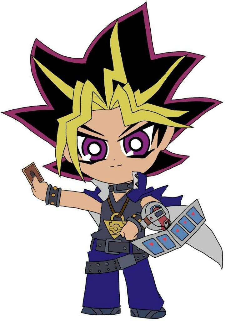 Top Personajes Mas Kawai De Anime Yugi Muto Amino Kawaii