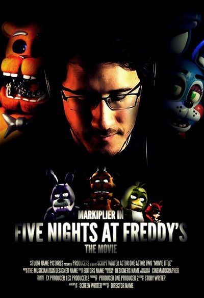 Markiplier stars in fnaf the movie | Five Nights At Freddy's