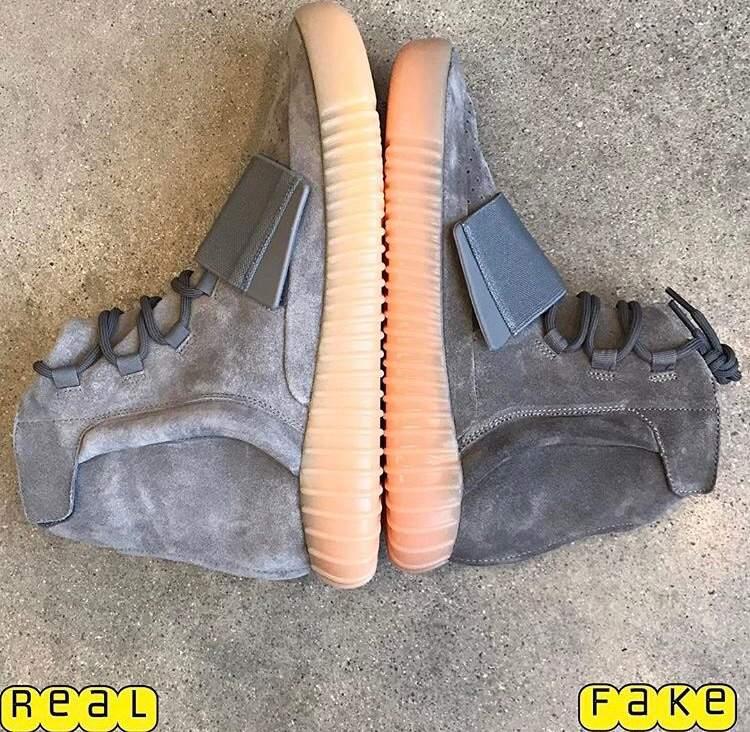 Real vs Fake | Sneakerheads Amino