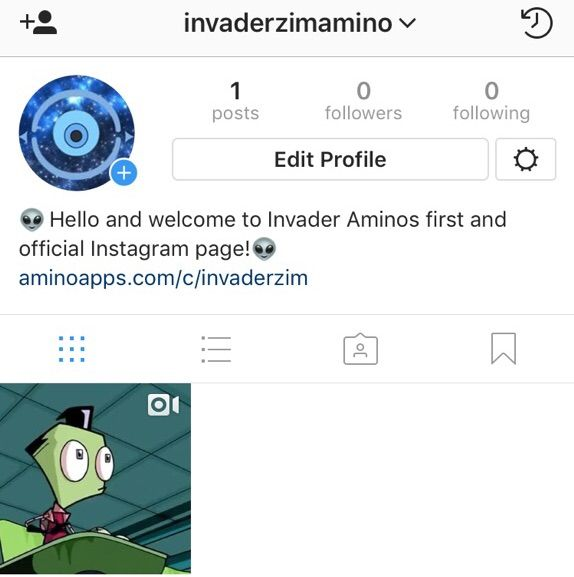 Our new Instagram page!! | Invader Zim Amino