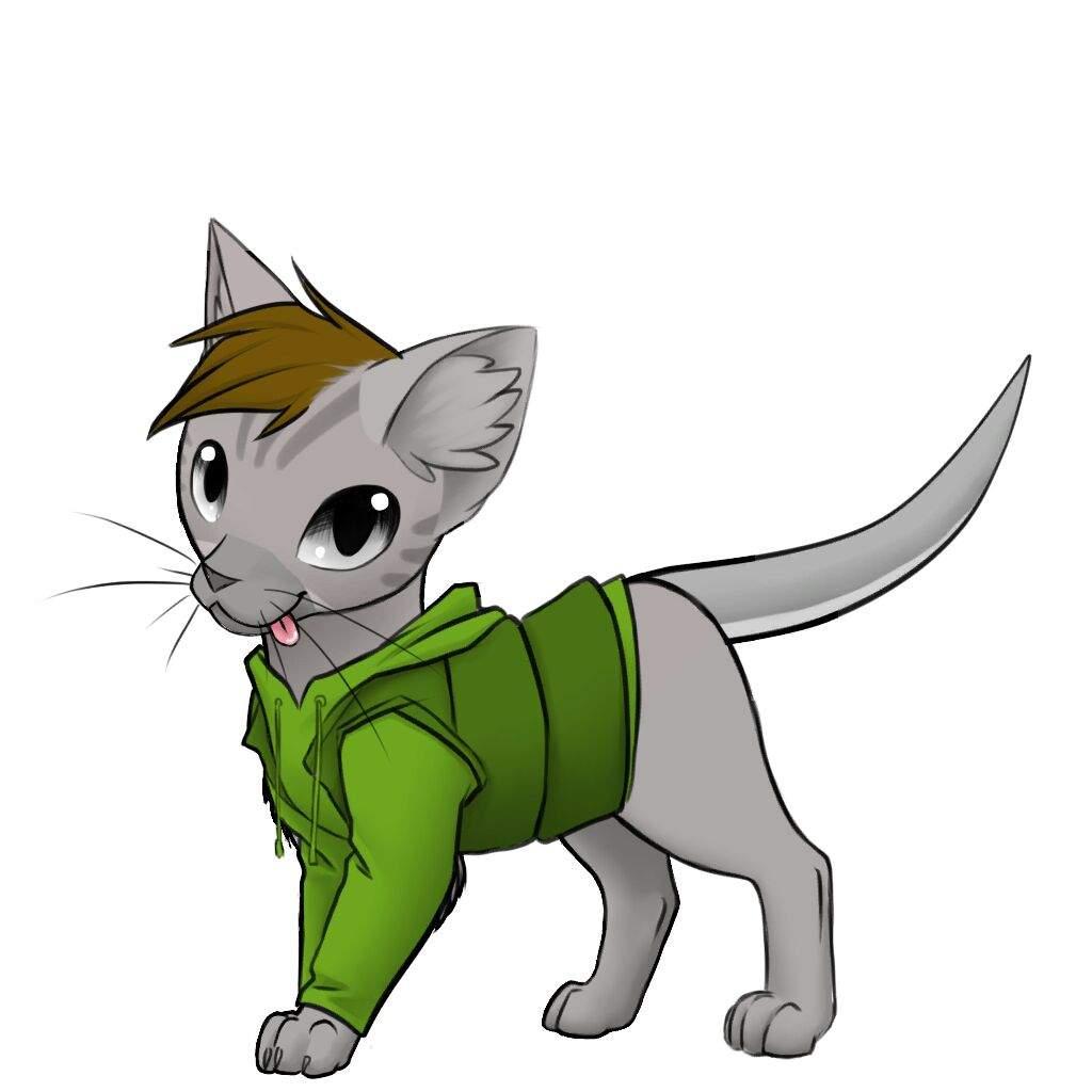 Cat Avatar Maker 2: 🌎Eddsworld🌎 Amino