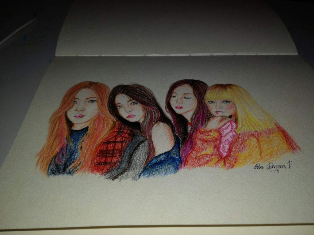 Blackpink Fanart Blink 블링크 Amino