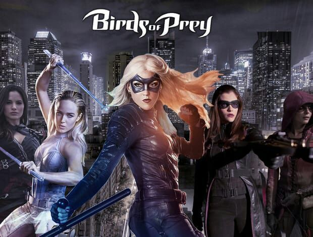 Birds Of Prey Show Or Young Justice Live Action Show Comics Amino