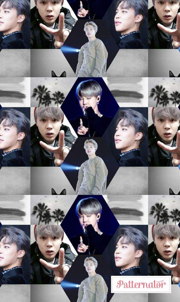 Bts Jimin Aesthetic Pattern Wallpaper Army S Amino