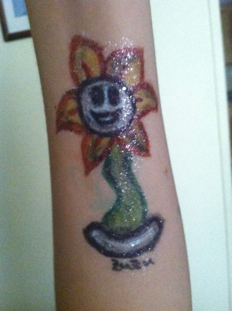 Undertale Diy Temporary Tattoo Without Markers Undertale Amino