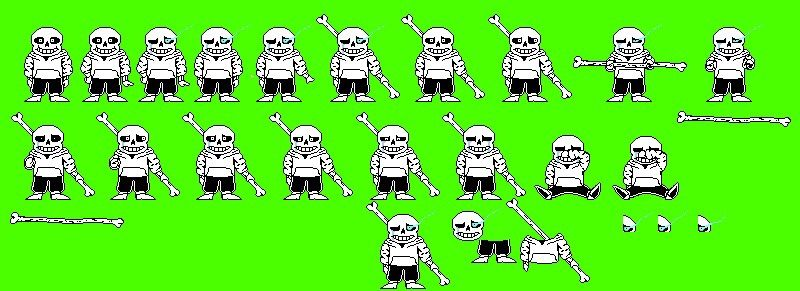 Disbelief Papyrus Sprite Phase 3 – Home Exsplore