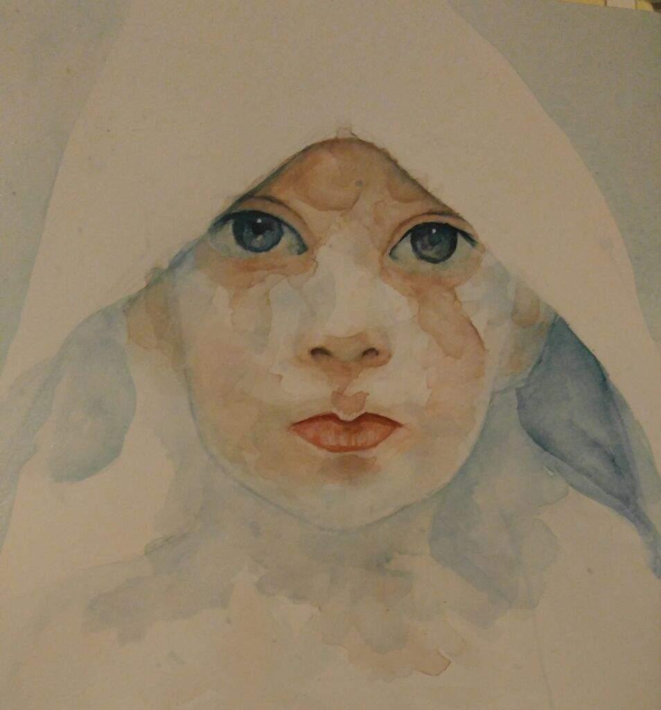 ALI CAVANAUGH   Ilustracion acuarela, Pintura de retratos