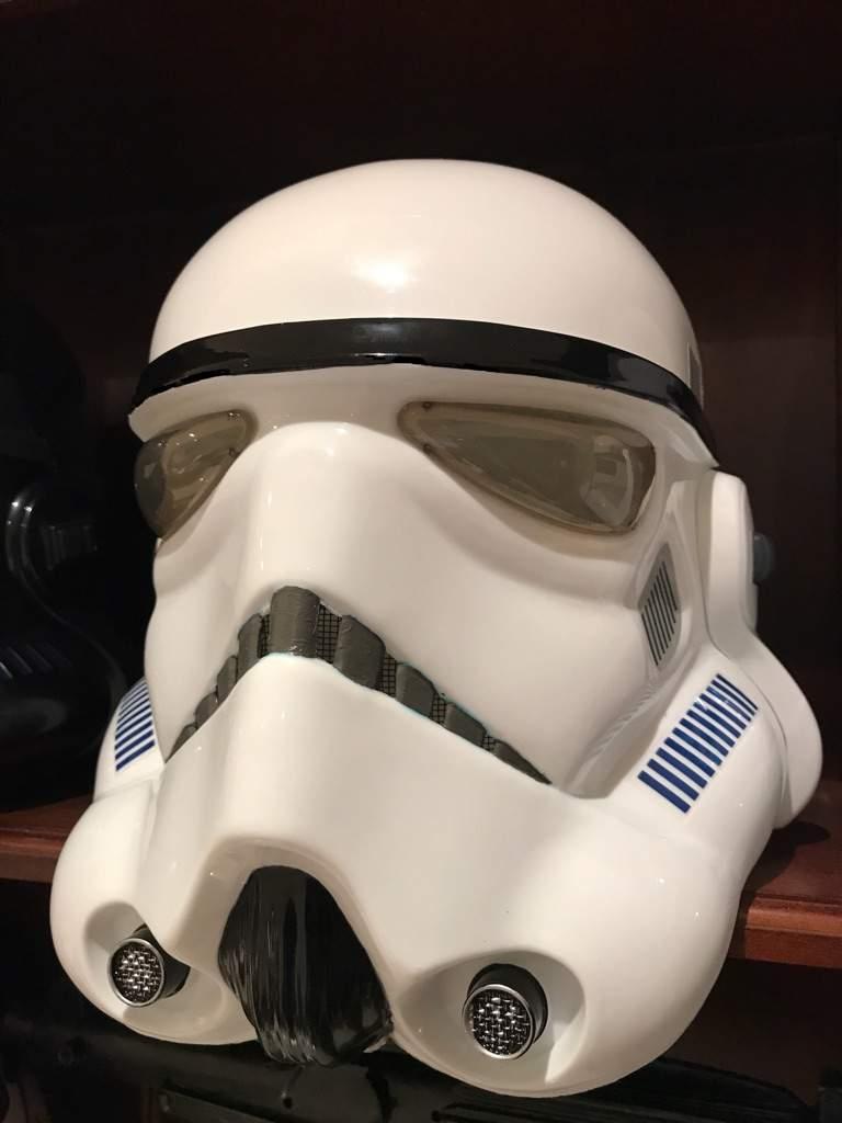 Stormtrooper Inspired Paint Job
